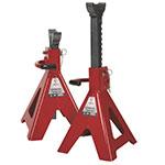 Automotive Jack Stand Lubbock Tools